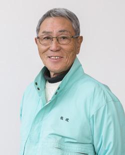 代表取締役社長 佐藤 隆是